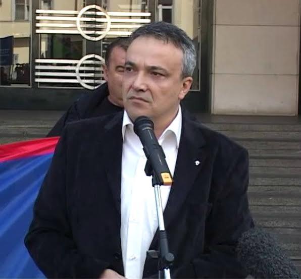 Aleksandar Odzic - na Setnji