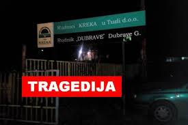 dubrave - tragedija