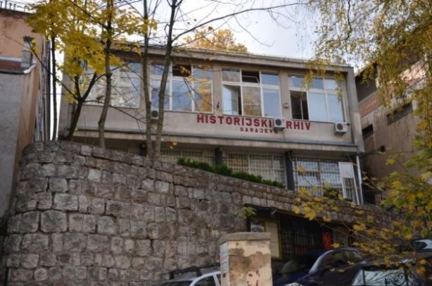 historijski arhiv sarajevo