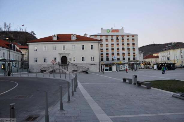 Postojna - Titov trg