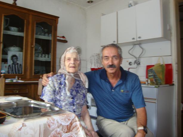 Raifa Mesinovic i ja 2012.