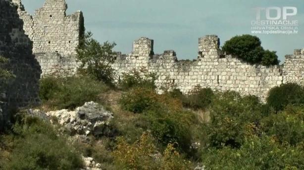 Vrana - stari grad