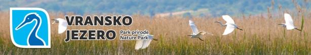 Vransko jezero - logo