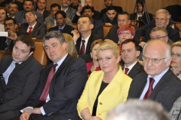 Vrh RH na Svjetskom danu Roma