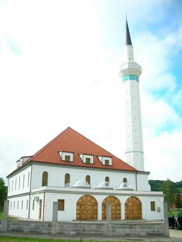 Azizija dzamija u bosanskoj kostajnici