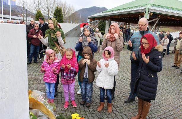 djeca Srebrenice