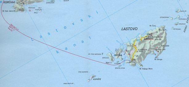 lastovo-mapa