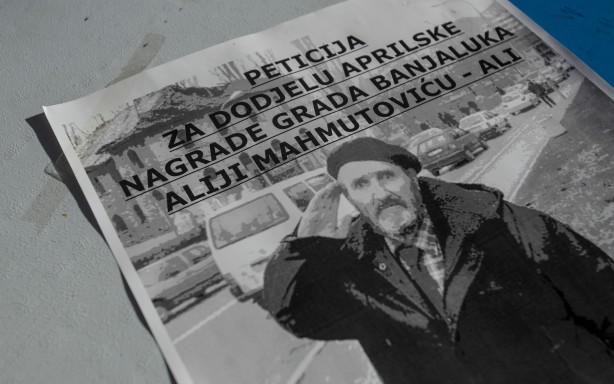 Banjalučka živa enciklopedija: Alija Mahmutović Ale je dobra duša Banja Luke