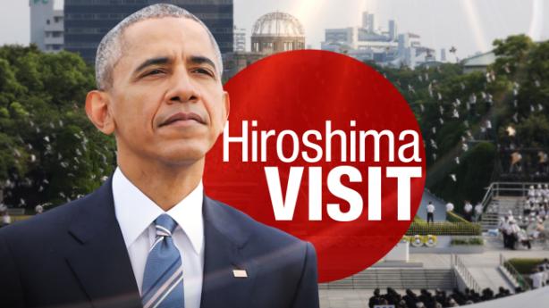 Obama Hiroshima visit