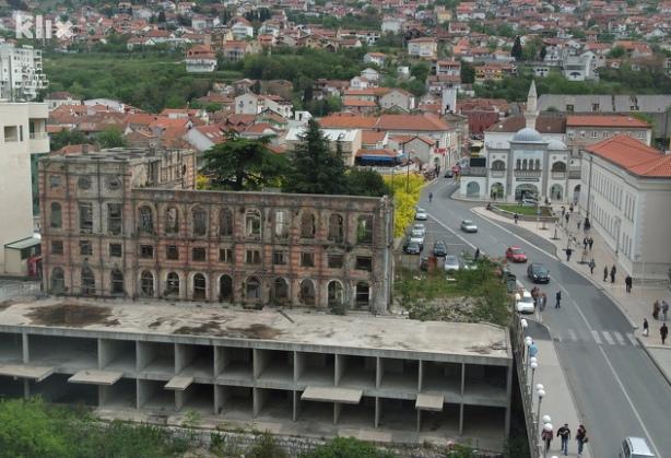 Mostar - hotel Neretva