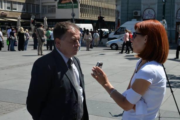 Murat Tahirovic u Prijedoru
