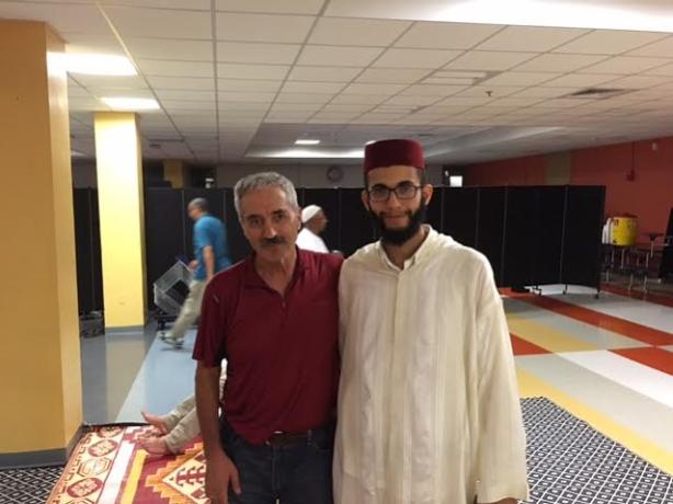 sa šejhom Junusom, 20. juna 2016