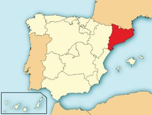 katalonija-lok-u-spanjolskoj